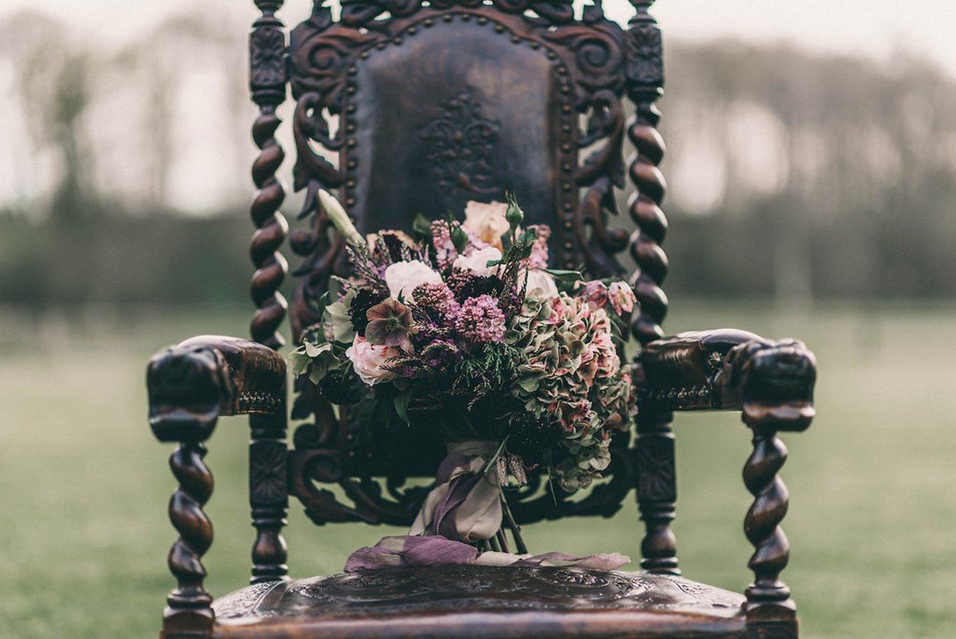 un mariage langlaise lily paloma - Domaine De La Navarre Mariage