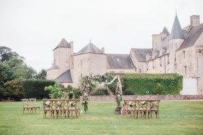 cérémonie laique chateau