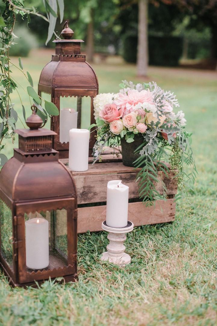 décoration cérémonie laique