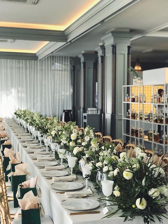 décoration_table_lancement_presse